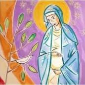 MARIA: cheia de graça e fiel