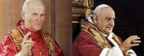 Cononização de João Paulo II e João XXIII